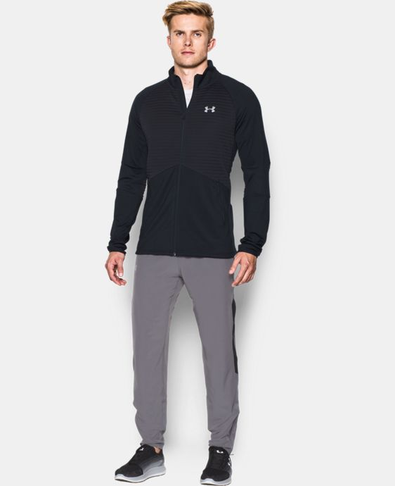 Men's UA No Breaks ColdGear® Infrared Run Jacket  1 Color $78.74