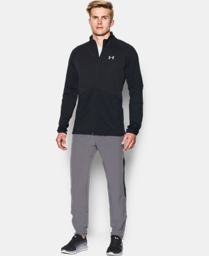 Men's UA No Breaks ColdGear® Infrared Run Jacket LIMITED TIME: FREE SHIPPING 1 Color $104.99