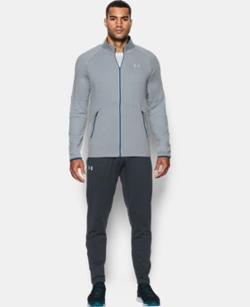 Men's UA No Breaks ColdGear® Infrared Run Jacket   $89.99