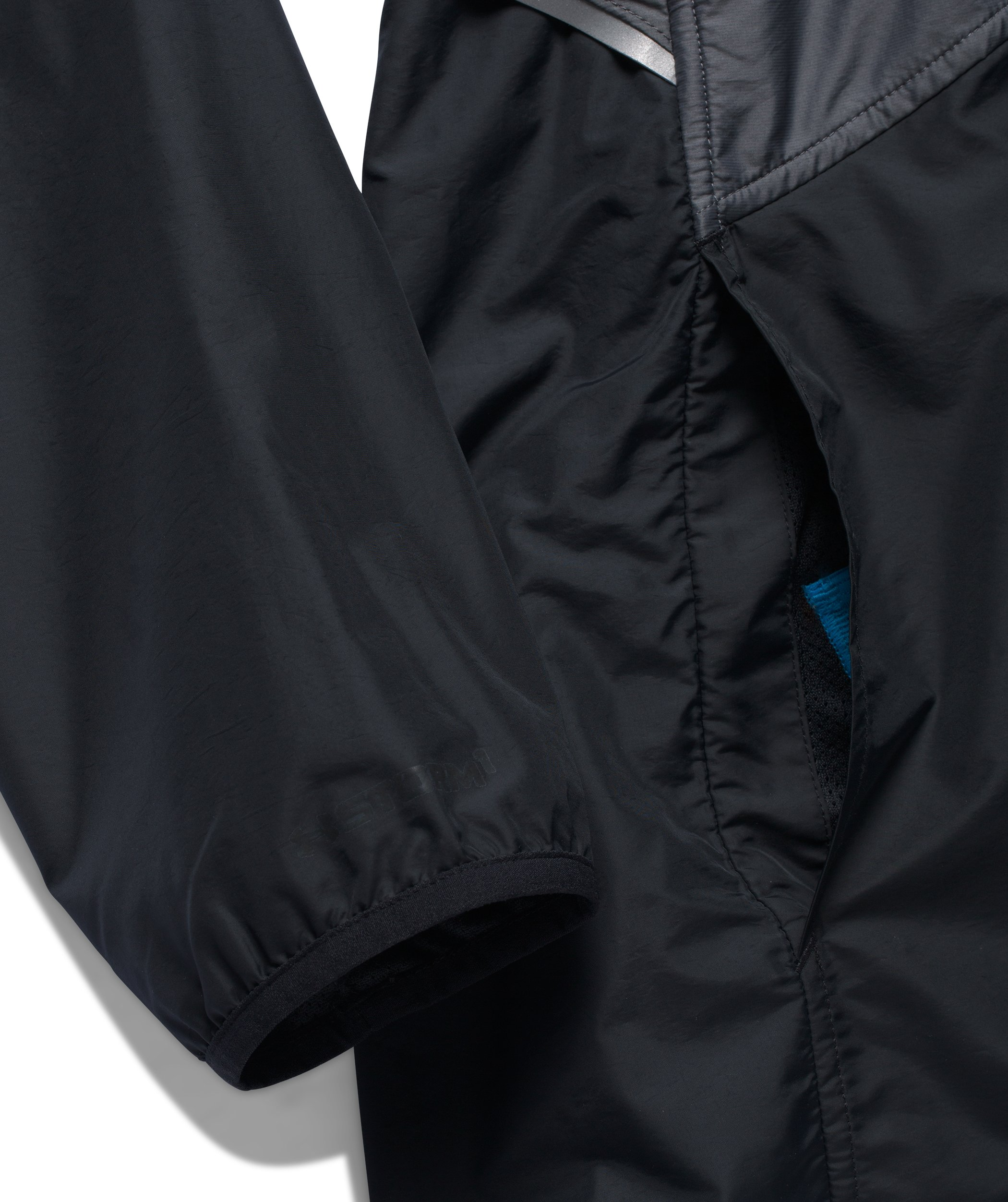 Men's UA Storm No Breaks Run Jacket, Black
