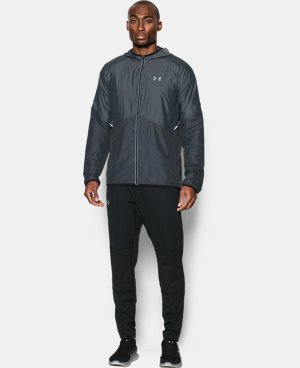 New Arrival Men's UA Storm No Breaks Run Jacket LIMITED TIME: FREE U.S. SHIPPING 1 Color $84.99