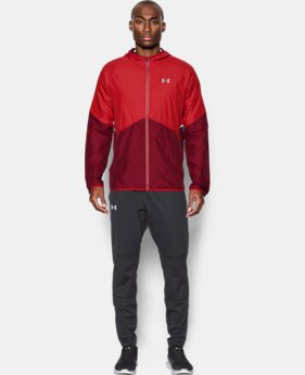 Men's UA Storm No Breaks Run Jacket   $84.99