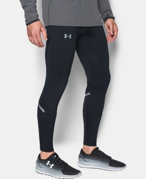 Men's UA No Breaks ColdGear® Infrared Run Leggings LIMITED TIME: FREE U.S. SHIPPING 2 Colors $69.99