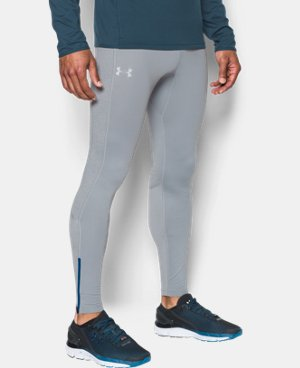 Men's UA No Breaks ColdGear® Infrared Run Leggings   $69.99