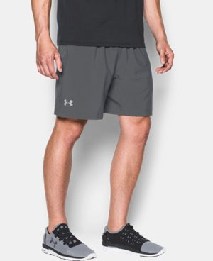"Men's UA Performance Run 7"" Linerless Shorts LIMITED TIME: FREE U.S. SHIPPING  $25.49 to $33.99"
