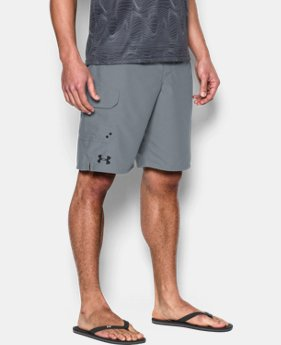 Men's UA HIIT Boardshorts LIMITED TIME: FREE SHIPPING 1 Color $49.99