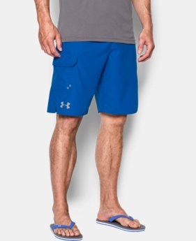 New Arrival Men's UA HIIT Boardshorts LIMITED TIME: FREE SHIPPING 1 Color $44.99