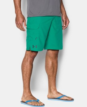 New Arrival Men's UA HIIT Boardshorts   $44.99