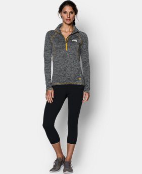 New to Outlet Women's UMBC UA Twisted Tech™ ¼ Zip  1 Color $48.99
