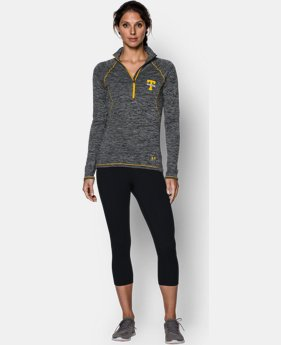 Women's Towson UA Twisted Tech™ ¼ Zip