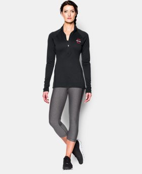 Women's South Carolina UA Twisted Tech™ ¼ Zip