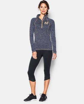 Women's Naval Academy UA Twisted Tech™ ¼ Zip