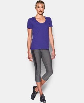 Women's Charged Cotton® Scoop V-Neck  4 Colors $18.99