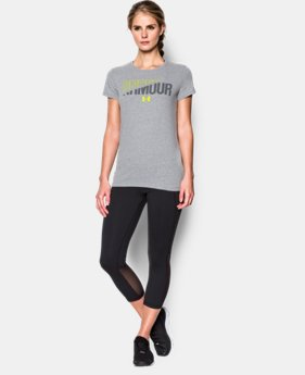Women's UA Favorite T-Shirt - Slash Wordmark