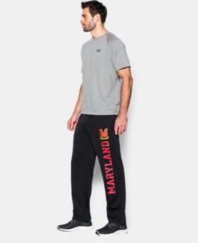 Men's Maryland UA Fleece Pants