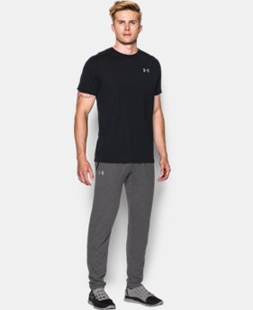 New Arrival  Men's UA Streaker Run Tapered Pants  2 Colors $69.99