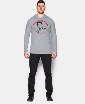 New Arrival Men's UA x Muhammad Ali Bad Man Hoodie  1 Color $49.99