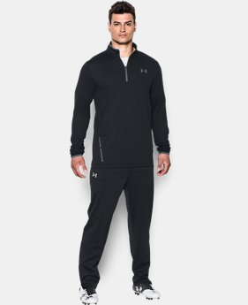 New Arrival  Men's UA Challenger Knit ¼ Zip   $69.99
