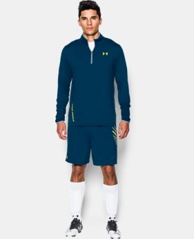 Men's UA Challenger Knit ¼ Zip  2 Colors $34.49