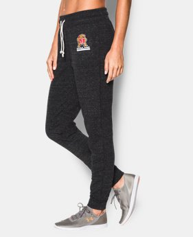 Women's UA Charged Cotton® Tri-Blend Maryland Pant