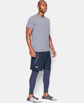 "New Arrival Men's UA Launch Run 9"" Shorts LIMITED TIME: FREE SHIPPING 2 Colors $37.99"