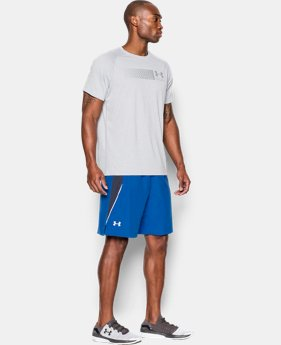"New Arrival Men's UA Launch Run 9"" Shorts  4 Colors $37.99"