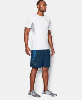 "Men's UA Launch Run 9"" Shorts   $33.99"