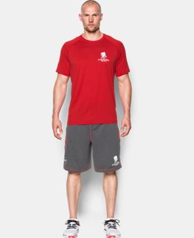Men's UA Tech™ WWP T-Shirt LIMITED TIME: FREE SHIPPING 1 Color $27.99