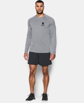 Men's UA Tech™ WWP Long Sleeve T-Shirt  1 Color $34.99