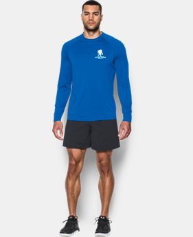 Men's UA Tech™ WWP Long Sleeve T-Shirt  2 Colors $26.99