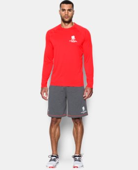 Men's UA Tech™ WWP Long Sleeve T-Shirt  1 Color $26.99