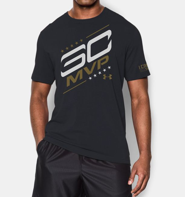 Men s sc30 curry mvp t shirt under armour us for Stephen curry under armour shirt