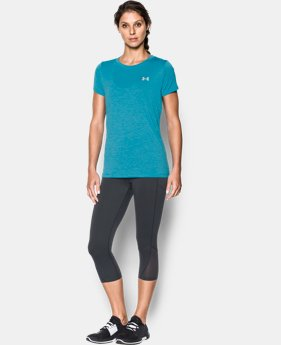 Women's UA Tech™ Crew T-Shirt  1 Color $22.49
