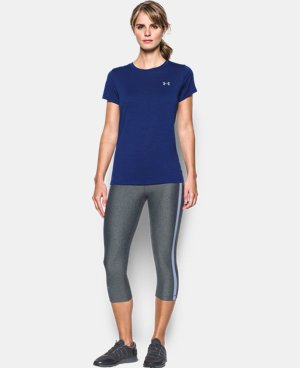New Arrival Women's UA Tech™ Crew T-Shirt LIMITED TIME: FREE U.S. SHIPPING 2 Colors $24.99