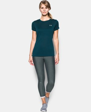 Women's UA Tech™ Crew T-Shirt LIMITED TIME OFFER + FREE U.S. SHIPPING 1 Color $18.74