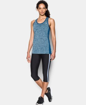 Women's UA Tech™ Tank - Color Block