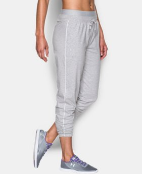 Best Seller Women's UA Favorite Slim Leg Jogger Pant  5 Colors $54.99