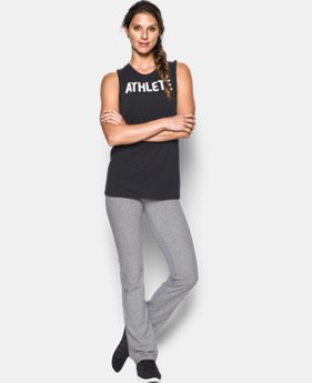 New Arrival  Women's UA Favorite Pant LIMITED TIME: FREE SHIPPING 2 Colors $59.99