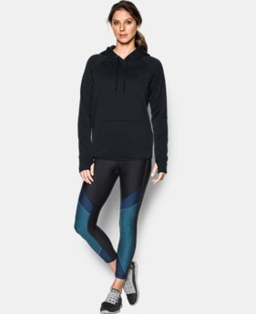 Women's UA Storm Armour® Fleece Icon Hoodie LIMITED TIME OFFER + FREE U.S. SHIPPING 3 Colors $39.99