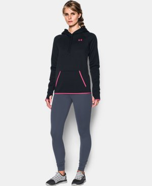 Women's UA Storm Armour® Fleece Icon Hoodie   $64.99