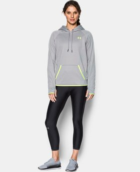 Women's UA Storm Armour® Fleece Logo Hoodie  1 Color $41.99