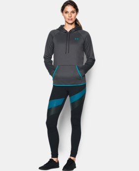Women's UA Storm Armour® Fleece Icon Hoodie LIMITED TIME OFFER + FREE U.S. SHIPPING  $39.99