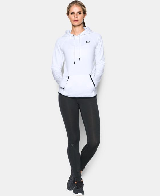 Women's UA Storm Armour® Fleece Icon Hoodie  5 Colors $48.74