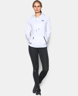 Women's UA Storm Armour® Fleece Icon Hoodie LIMITED TIME: FREE SHIPPING 5 Colors $48.74