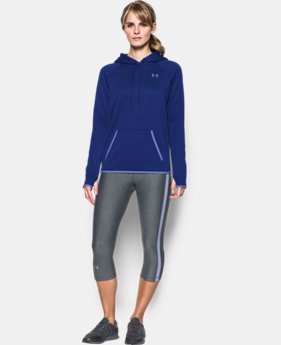 Women's UA Storm Armour® Fleece Icon Hoodie  1 Color $48.74