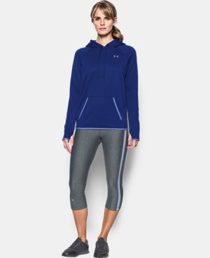 Women's UA Storm Armour® Fleece Icon Hoodie LIMITED TIME OFFER + FREE U.S. SHIPPING 1 Color $39.99