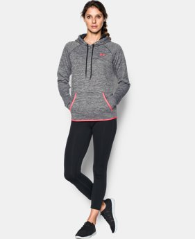 Women's UA Storm Armour® Fleece Icon Twist Hoodie  1 Color $69.99