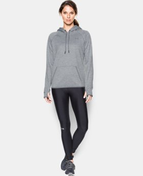 New Arrival  Women's UA Storm Armour® Fleece Icon Twist Hoodie LIMITED TIME: FREE SHIPPING 1 Color $69.99
