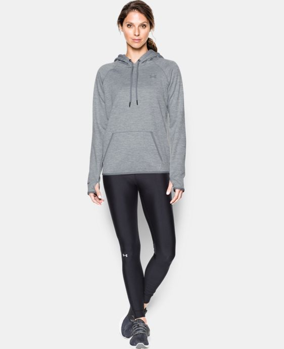 Women's UA Storm Armour® Fleece Icon Twist Hoodie LIMITED TIME: FREE U.S. SHIPPING 2 Colors $39.99