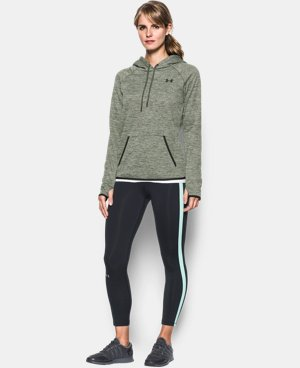 Best Seller Women's UA Storm Armour® Fleece Icon Twist Hoodie  2 Colors $59.99